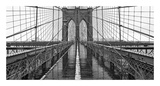 Brooklyn Bridge Art by  PhotoINC Studio