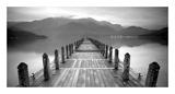 Lake Pier Plakater af  PhotoINC Studio