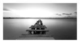 Old pier Art by  PhotoINC Studio