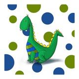 Dragon Poster af  GraphINC
