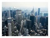 Manhattan Prints by  PhotoINC Studio