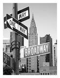 Broadway Posters af  PhotoINC Studio