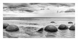 Beach Rocks Prints by  PhotoINC Studio