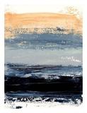 Abstract Minimalist Landscape 5 Kunstdrucke von Iris Lehnhardt