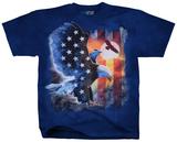 Soaring American Eagle T-Shirts