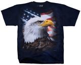 American Bald Eagle Skjorter