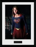 Supergirl - Stand Collector-tryk