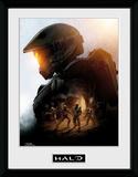 Halo - Masterchief Stampa del collezionista