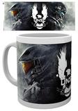Halo - Locke & Masterchief Mug Krus