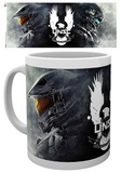 Halo - Locke & Masterchief Mug Tazza