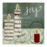 Candles Print by Katie Doucette