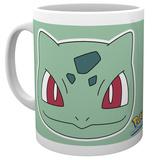 Pokemon - Bulbasaur Face Mug Taza