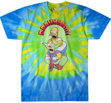 Simpsons- Homer & Krusty...Ahhhh! T-shirts