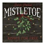 Mistletoe Posters by Jennifer Pugh