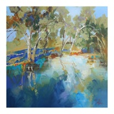 Cobram Creek Prints by Craig Trewin Penny