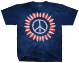 Peace Dream Catcher T-skjorte