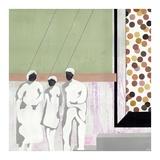 I'm Hung up Poster af Nicolai Kubel Olesen