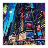 City Night Plakater af James Grey