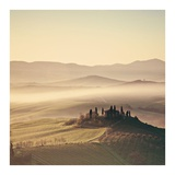 Tuscan Sunrise Prints by Margaret Morrissey