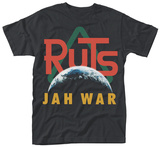 The Ruts- Jah War Camisetas