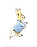 The Tale of Peter Rabbit Samlarprint av Potter, Beatrix