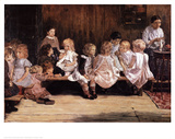 Infant School Collectable Print by Max Liebermann
