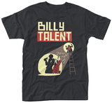 Billy Talent- In the Spotlight T-shirts