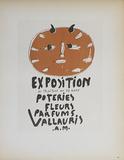 Poteries Fleurs Parfums I Impressão colecionável por Pablo Picasso