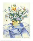 Marguerites Collectable Print by Raoul Dufy