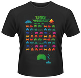 Space Invaders- Battle On T-Shirts