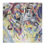Fuga Collectable Print by Wassily Kandinsky