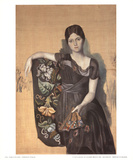 Portrait D'Olga Collectable Print by Pablo Picasso