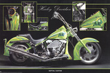 Harley Davidson Collectable Print by  Maggi & Maggi