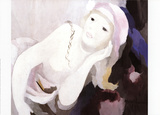 Young Girl Prints by Marie Laurencin