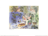 Still Life Collectable Print by Raoul Dufy