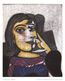 Dora Maar Collectable Print by Pablo Picasso