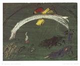 Noah and the Rainbow Samletrykk av Marc Chagall