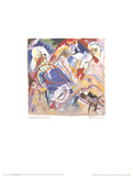 Study for Composition VII Collectable Print by Wassily Kandinsky