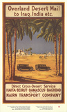 Narin Transport Company Posters by H.R. Crook