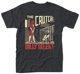 Billy Talent- The Crutch Single Artwork T-shirts
