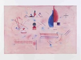 Untitled Poster by Wassily Kandinsky