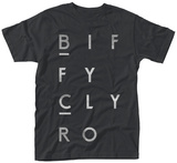 Biffy Clyro- Eye Chart Logo T-shirts