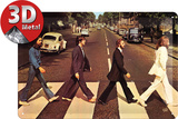 Beatles Abbey Road Blikkskilt