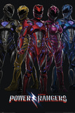 Power Rangers Movie- Armoured Up Photo