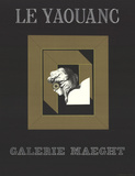Galerie Maeght Posters by Alain Le Yaouanc