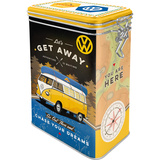 VW Bulli - Let's Get Away! Regalos