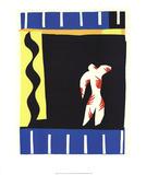 The Clown Posters av Henri Matisse