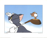Tom and Jerry: Tee for Two Collectable Print by  Unknown