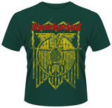 Hawkwind- Doremi Fasol Latido Green Album Art T-Shirts