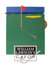 William Lawson's Golf Club Collectable Print by  Unknown